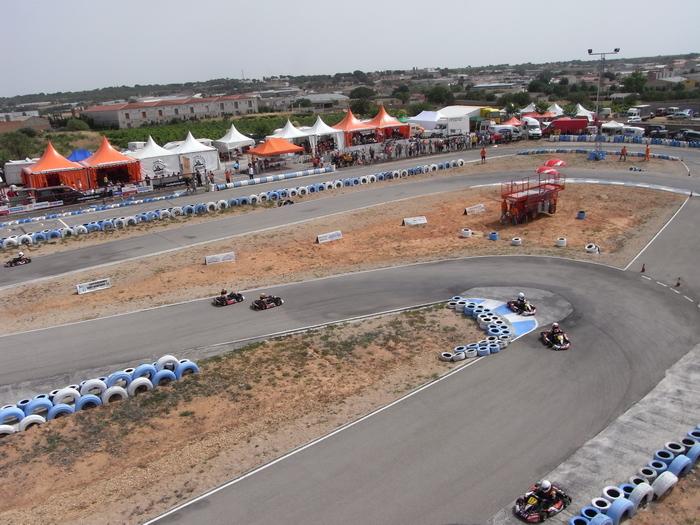 Circuito Quintanar Del Rey : Quintanardeportivo karting quintanar del rey